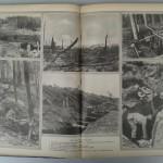 """""""Der Krieg der Gr&auml;ben"""", aus: """"Die gro&szlig;e Zeit. Illustrierte Kriegsgeschichte"""", 1915/1920<br /> Privatbesitz Hoppen, Linz"""