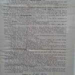Bekanntmachung des Kriegszustands<br /> 31. Juli 1914,<br /> Stadtarchiv Linz am Rhein