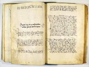 Statutenbuch, angelegt um 1470