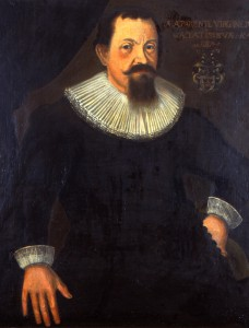 Bürgermeister Augustin Kastenholz, 1628