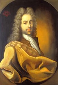 Ferdinand Adolf Stam, um 1726. Historisches Rathaus Linz