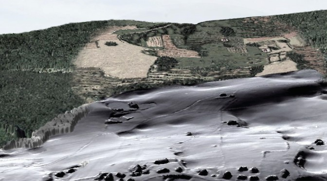 """Quand un paysage en cache d'autres… Formations de haut niveau """"Paysage"""" de l'OSUR, Rennes 22 septembre 2015"""