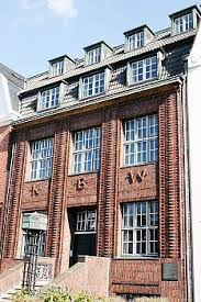 The Warburg Haus (Hamburg)