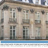 The Project includes researchers based at institutions around Europe, including here - the Deutsches Forum für Kunstgeschichte (Paris)