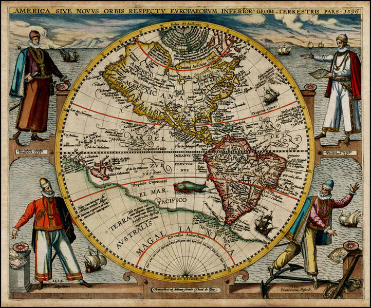 an analysis of the effects of the age of discovery on europe and america The impact of expansion | european exploration the first effect only the conventional date for the end of the great age of discovery is 1779—the.