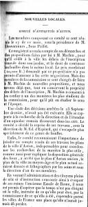 Inscription de Marchaux