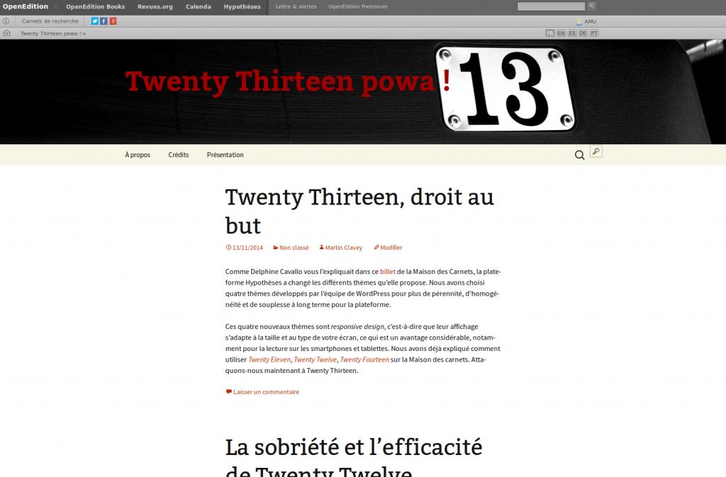 twenty13