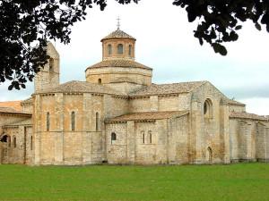 Monasterio de Santa María de Valbuena, sede de Las Edades del Hombre  Foto: Lourdes Cardenal, 2002.