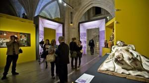 Las Edades del Hombre: Eucharistia, Aranda de Duero, 2014.