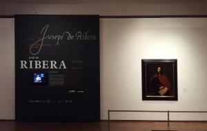 """Obra convidada: """"São Tiago Maior"""", de José de Ribera Lisboa, Museu Nacional de Arte Antiga Foto: MIR, 2014."""