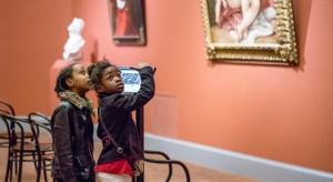 Exposição sem tabelas Worcester Art Museum in Massachusetts Foto: Erb Photography, 2013
