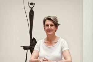 Penelope Curtis, Diretora da Tate Britain Foto: Marc Atkins