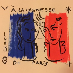 À la jeunesse Jean-Charles de Castelbajac, 2015 Facebook: Jean-Charles de Castelbajac