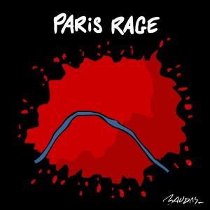 Paris Rage Baudry, 2015 @hervebaudry