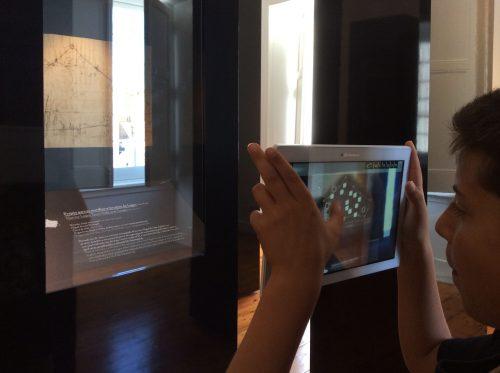 Núcleo Museológico Rota da Escravatura Foto: MIR, 2016
