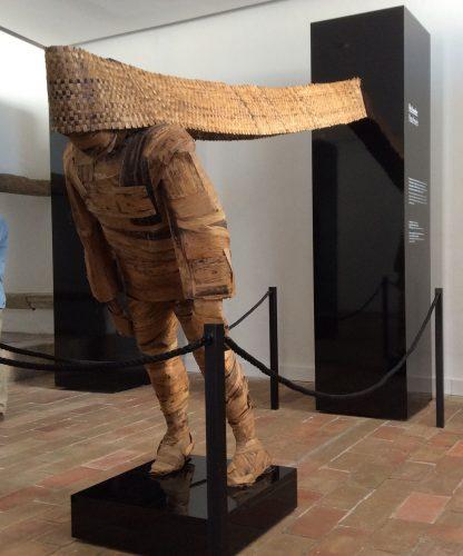 Rei Amador Eduardo Malé Fernandes Núcleo Museológico Rota da Escravatura Foto: MIR, 2016