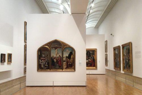 Exposição de pintura Lisboa, Museu Nacional de Arte Antiga Foto: MIR, 2016.