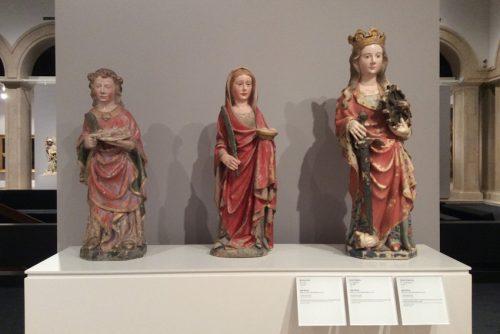 Exposição de escultura