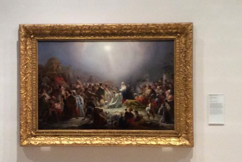 A Adoração dos Magos Domingos Sequeira, 1828 Lisboa, Museu Nacional de Arte Antiga, Foto: MIR, 2016