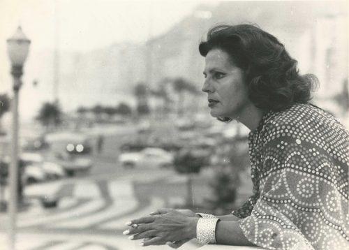Amália Copacabana Palace, 1973, Colecção Privada, Créditos O Globo.