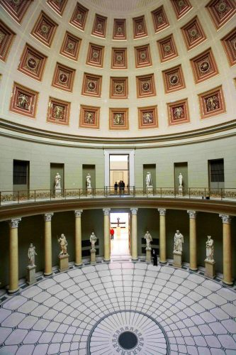 Altes Museum, Berlim: rotunda central