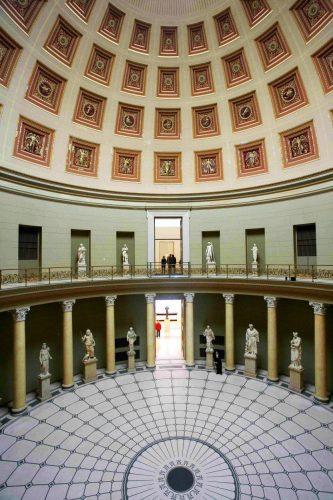 Altes Museum, Berlim: rotunda central