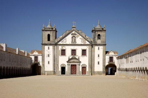Santuário do Cabo Espichel, ou Santuário de Nossa Senhora da Pedra Mua Sesimbra, Cabo Espichel
