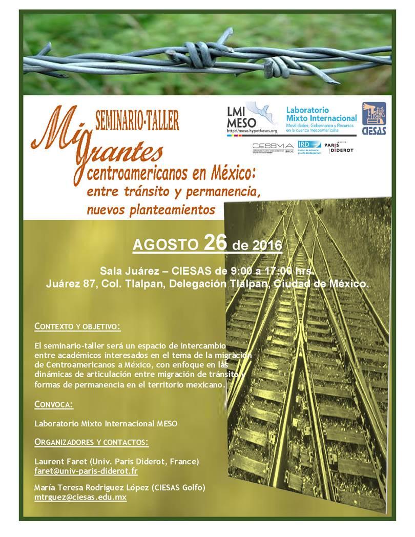 Seminario Migrantes CentAm-Mex_08-2016