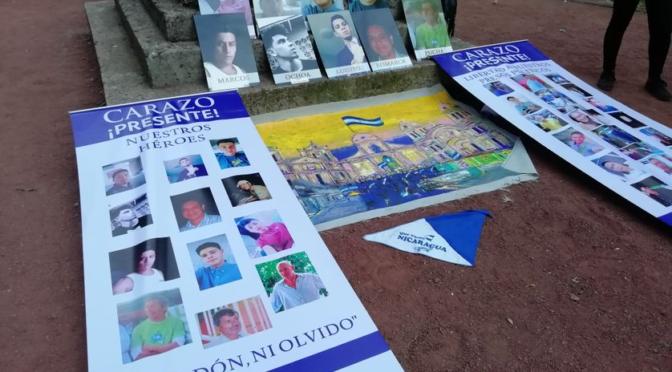 Emission Radio: Du Nicaragua au Costa Rica : l'exil face à la répression