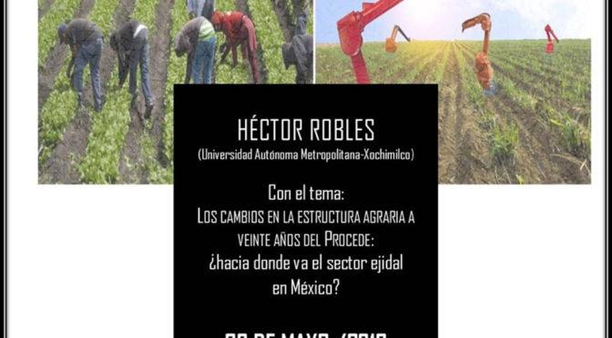 Seminario Bimensual: «Lo común, lo privado, lo público. Dinámicas de los derechos de propiedad en México y América Central, siglos XIX-XXI»