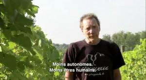 "Stefano Bellotti in ""Résistance Naturelle"" (00:59:11)"
