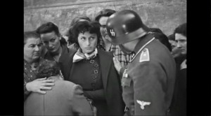 """Extrit de Rome ville ouverte de Roberto Rosselini (1945) in """"Résistance Naturelle"""" (00:59:15)"""