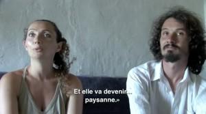 Valeria Bochi et Corrado Dottori in Résistance Naturelle (00:03:27)