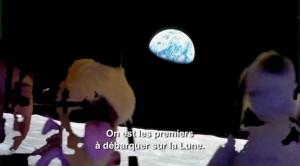 """Extrait de Olhand o Planeta Terra (realisé par Capitu, Noah e Miranda Nossiter  2014) à la fin du générique de """"Résistance Naturelle"""""""