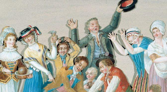 Vient de paraître : Maxime Kaci, «Dans le tourbillon de la Révolution»