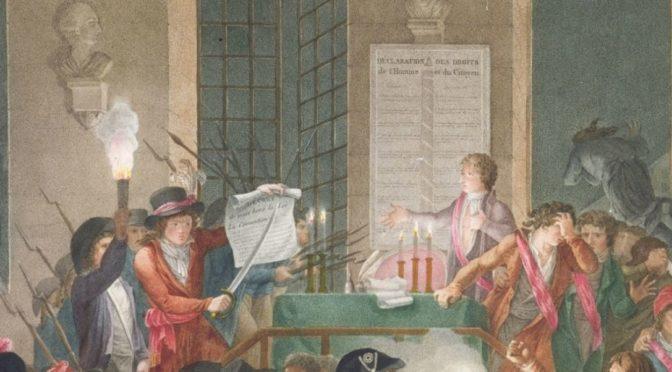 Nos membres publient : Michel Biard et Jean-Numa Ducange (dir.), «L'exception politique en révolution. Pensées et pratiques (1789-1917)»
