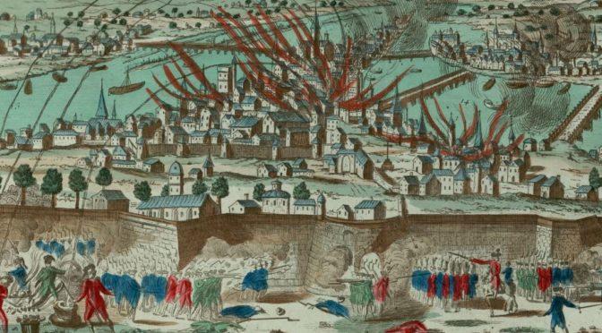 """Parution : """"Villes assiégées dans l'Europe révolutionnaire et impériale"""""""