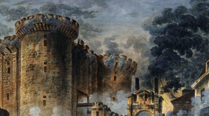 Nos membres publient : Hervé Leuwers, «La Révolution française»