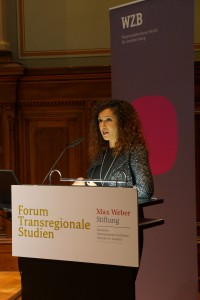 Hania Sobhy Photo: Max Weber Stiftung under CC BY 4.0