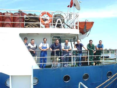 Affiliation sociale des gens de mer en droit européen