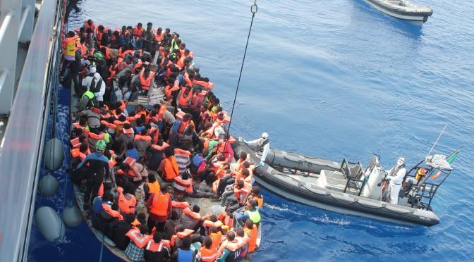 Sauvetage et migration maritime