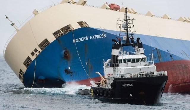 Navires en détresse – Lieux de refuge
