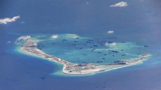 Le statut des îles dans l'arbitrage portant sur la mer de Chine méridionale