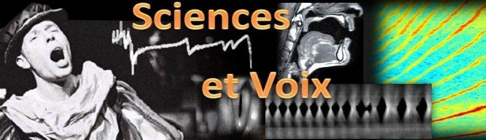 sciences et voix