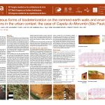 Simultaneous forms of biodeterioration on the rammed-earth walls and environmental interactions in the urban context: the case of Capela do Morumbi (São Paulo, Brazil). CAVICCHIOLI ANDREA, FAZIO ALEJANDRA, CILLA-FAYA GABRIELA, ROLON GUILLERMO