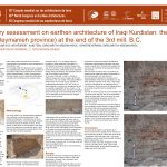 A preliminary assessment on earthen architecture of Iraqi Kurdistan: The case of Kunara (Suleymanieh province) at the end of the 3rd mill. B.C.