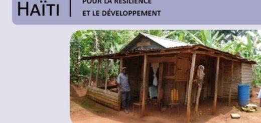 Fiche de référence détaillée Haïti: cultures constructives locales pour la résilience et le développement