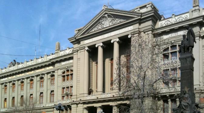 Conférence sur l'institution judiciaire au Chili à l'IEP Rennes
