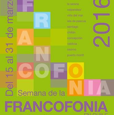 Semaine de la Francophonie au Chili