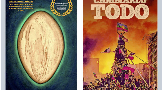 "novembre-Rennes: projection film ""El terremoto del tiempo""+ débat sur le chili"
